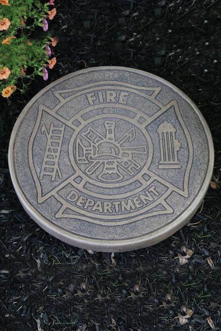 Massarelli Fire Department Stepping Stone