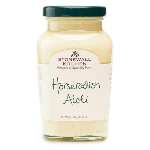 Stonewall Kitchen Horseradish Aioli, 10.25 Oz.
