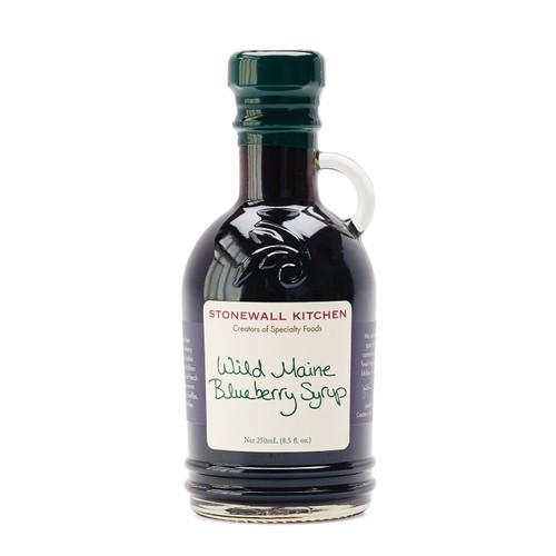 Stonewall Kitchen Wild Maine Blueberry Syrup, 8.5 Oz.