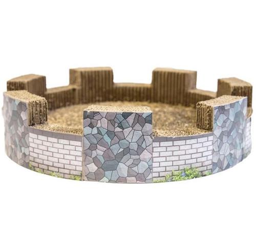 Ware Corrugated Catnip Castle