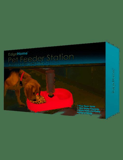 EdgeHome Pet Feeder Station