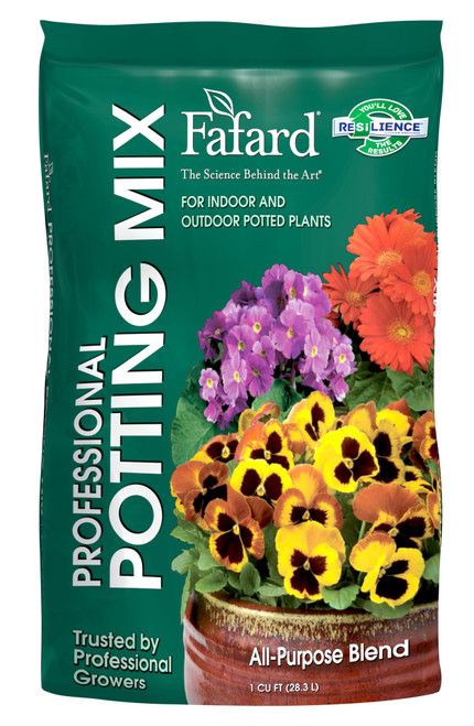 Fafard Professional Potting Mix, 1 Cubic Foot
