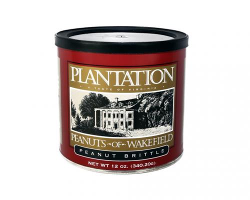 Plantation Peanuts of Wakefield Peanut Brittle, 12 Oz.