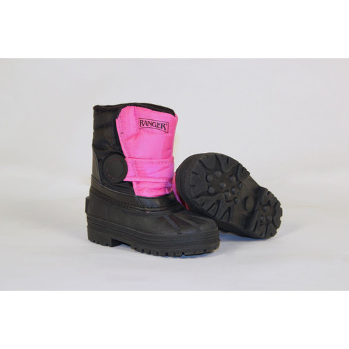 Ranger Addison Kids Winter Boots, Pink