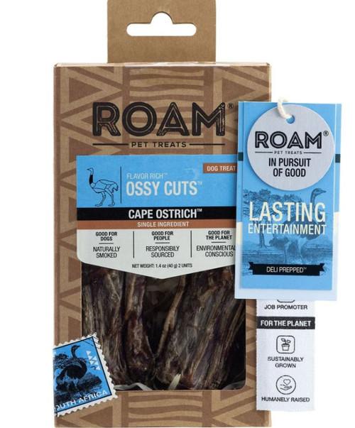Roam Flavor Rich Ossy Cuts, 2 Pack