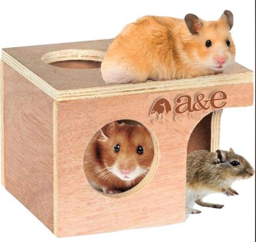 A&E Nibbles Hamster/Gerbil Hut