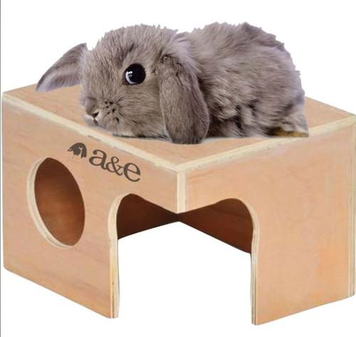 A&E Nibbles Rabbit Hut
