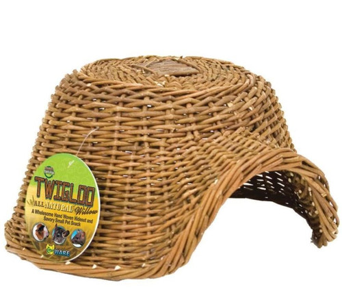 Ware Twigloo All Natural Willow Small Animal Hideout