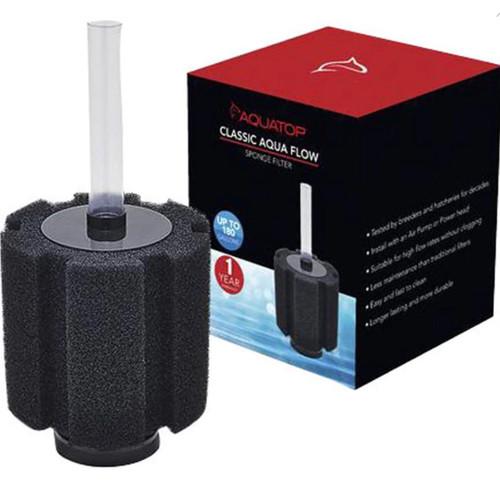 Aquatop Classic Aqua Flow Internal Sponge Filter, 180 Gal.