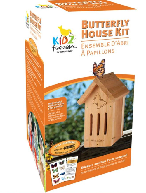 Audubon Butterfly House DIY Craft Kit