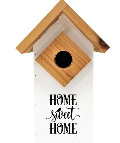 Nature's Way Farmhouse Home Sweet Home Bluebird House