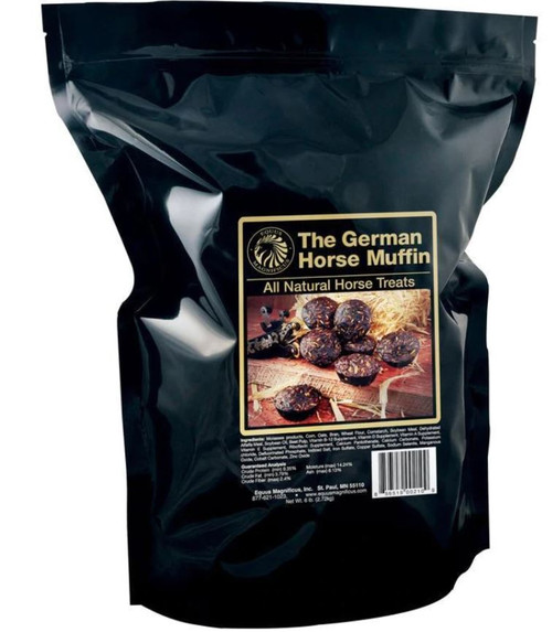 The German Horse Muffin Treats