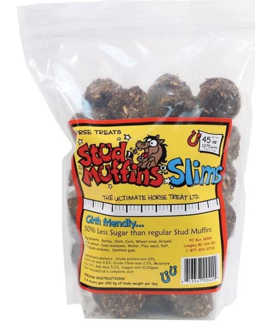 Stud Muffins Slims Horse Treat Bag, 45 Oz.