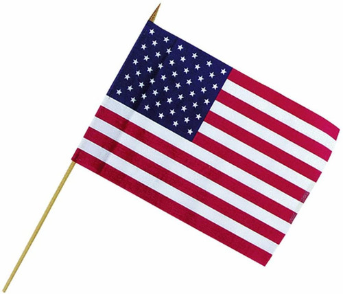 Valley Forge United States of America Stick Flag