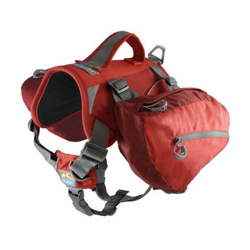 Kurgo Baxter Dog Backpack, Red