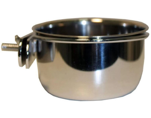 A&E Stainless Steel Coop Cup W/Bolt Hanger, 5 Oz.