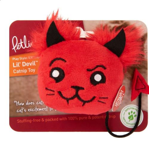 Petlinks Lil' Devil Catnip Filled Cat Toy