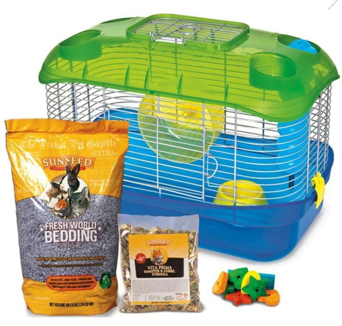 Sunseed Hamster Kit