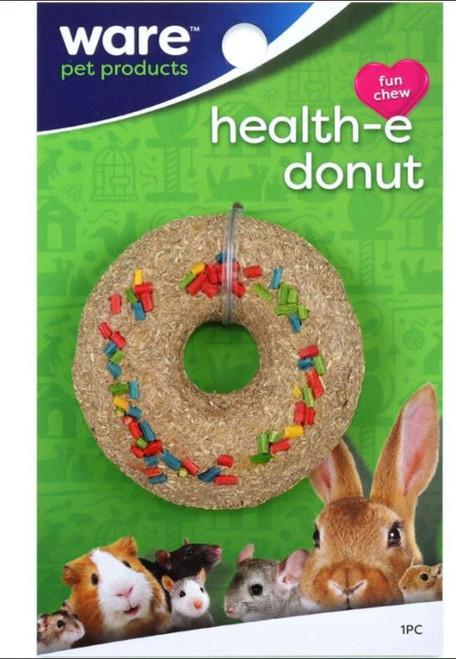 Ware Health-E Donut Small Animal Treat