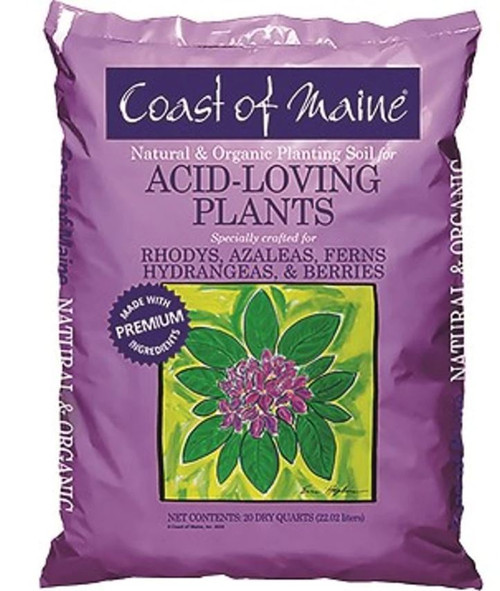 Coast Of Maine Acid-Loving Plants Soil, 20 Qt.