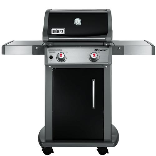 Weber Spirit E-210 Series Gas Grill, Black