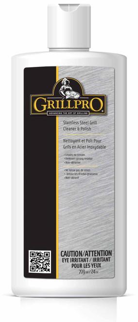 Grill Pro Stainless Steel Revitalizer Cream, 8oz. Bottle