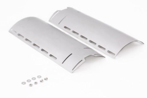 Grill Pro Universal Adjustable Front To Back Stainless Steel Heat Plate