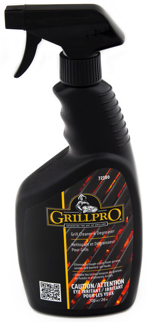 Grill Pro Natural Grill & Oven Cleaner, 24.6oz. Bottle