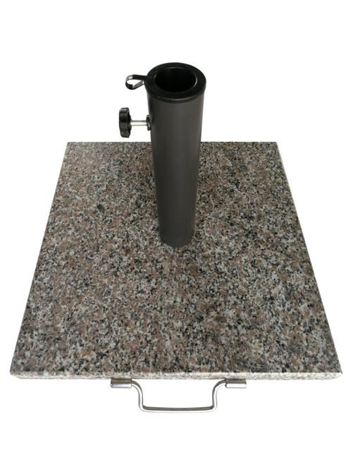 Seasonal Trends Granite Square Umbrella Base
