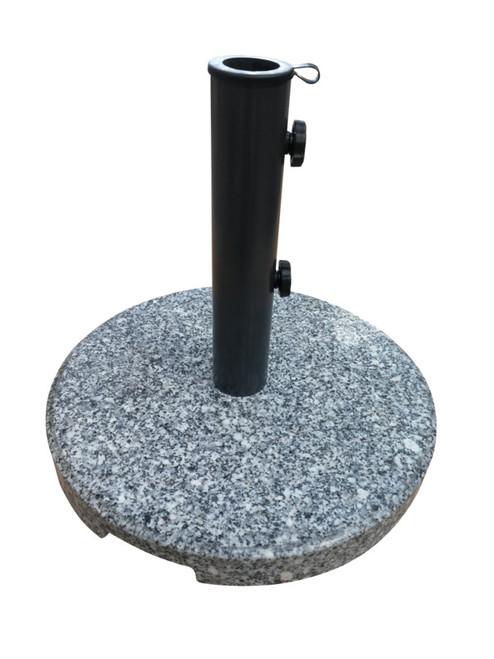 Seasonal Trends Granite Round Umbrella Base