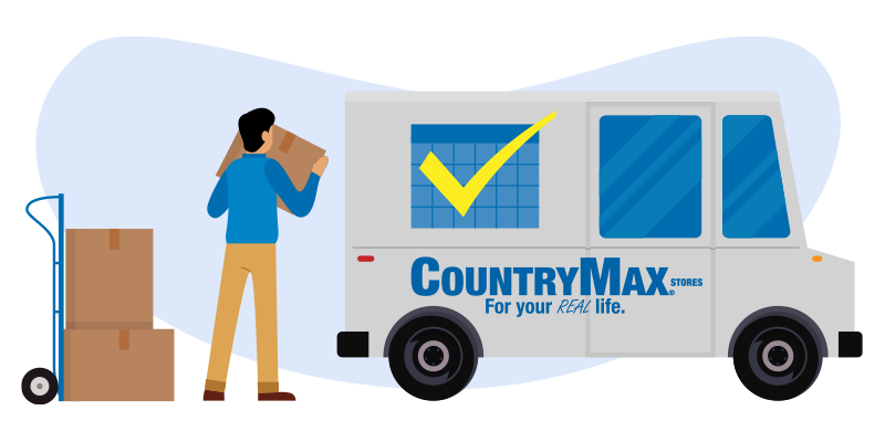 CountryMax Autoship Program