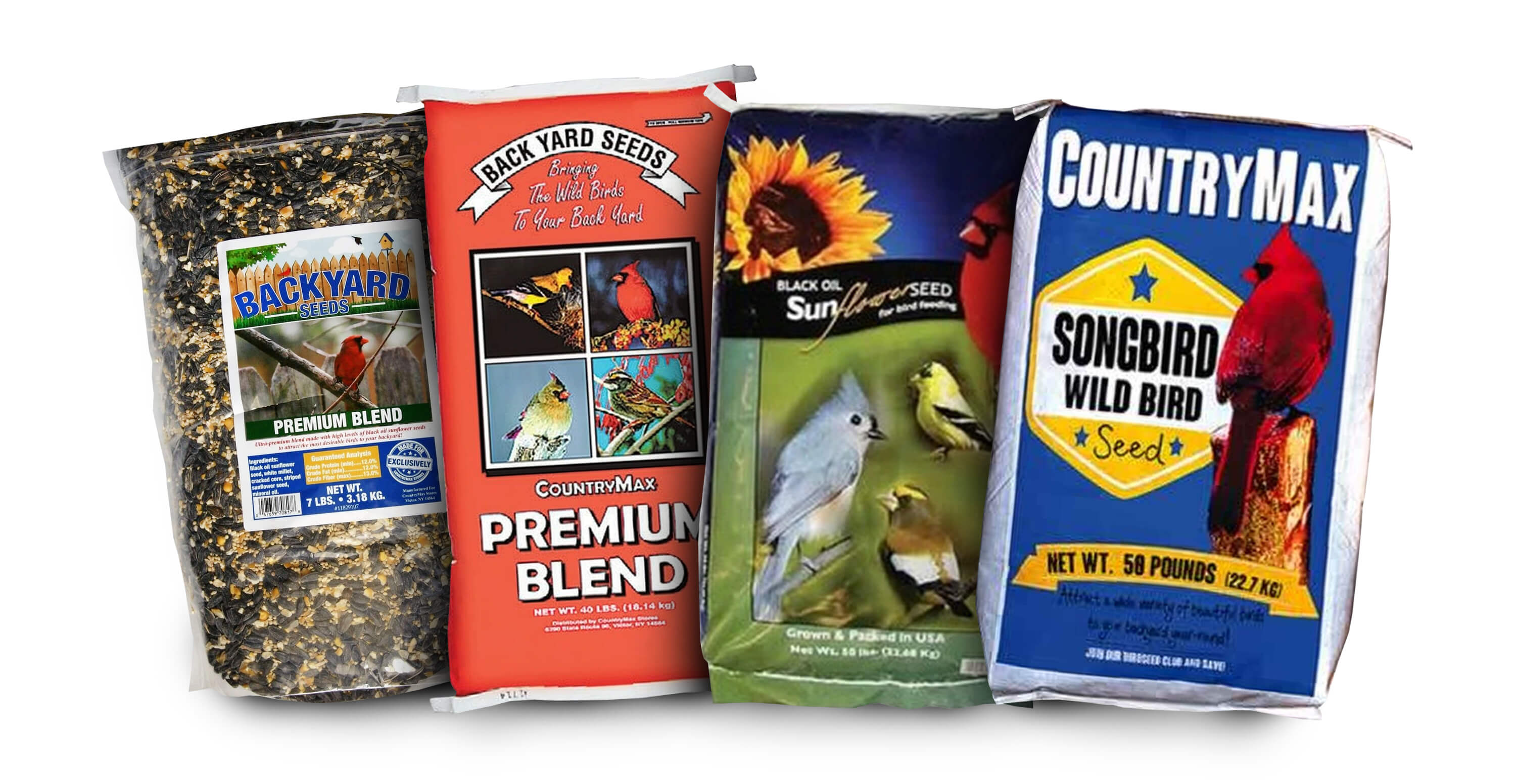 CountryMax Wild Bird Seed Club