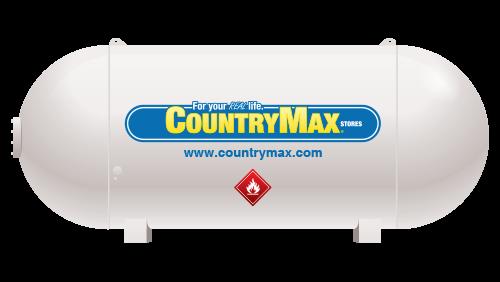CountryMax Propane Tank Refill