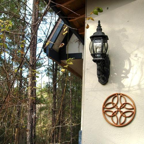 DeLeek Knot-Four Seasons-Everlasting Relationship-Wood Carving