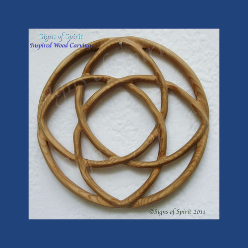 Celtic Knot of Healing Relationship-Holistic Balance, Wellness and Healthy Living by Signs of Spirit