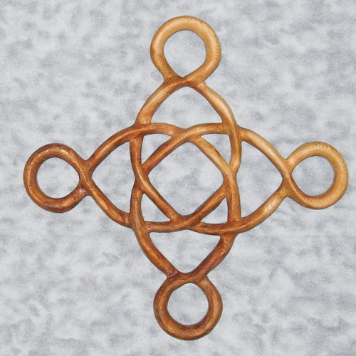 Celtic Knot of Prosperity by Signs of Spirit