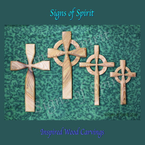 Celtic Cross wall decor by Signs of Spirit