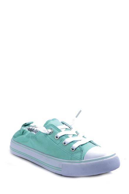 Mint Green Sneaker