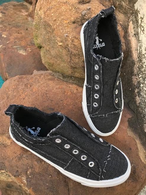 Corkys Black Babalu Sneaker