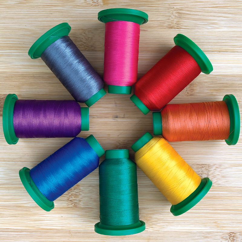 Isacord machine embroidery thread