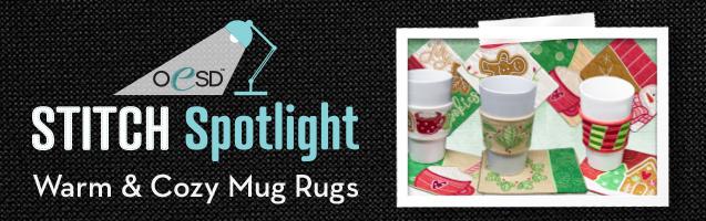 Stitch Spotlight Holiday Celebration