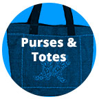 Purses and Totes Machine Embroidery Projects