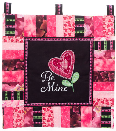Be Mine Wall Hanging