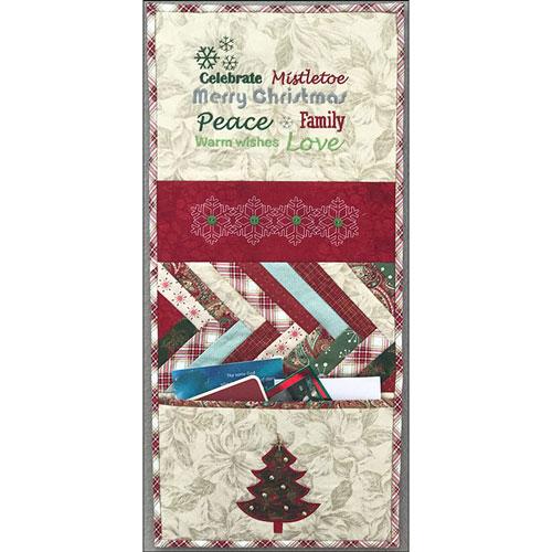 Christmas Card Pocket