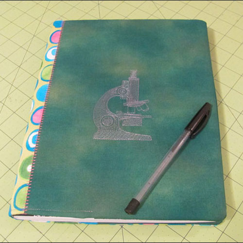 Brainy Icons Journal Cover