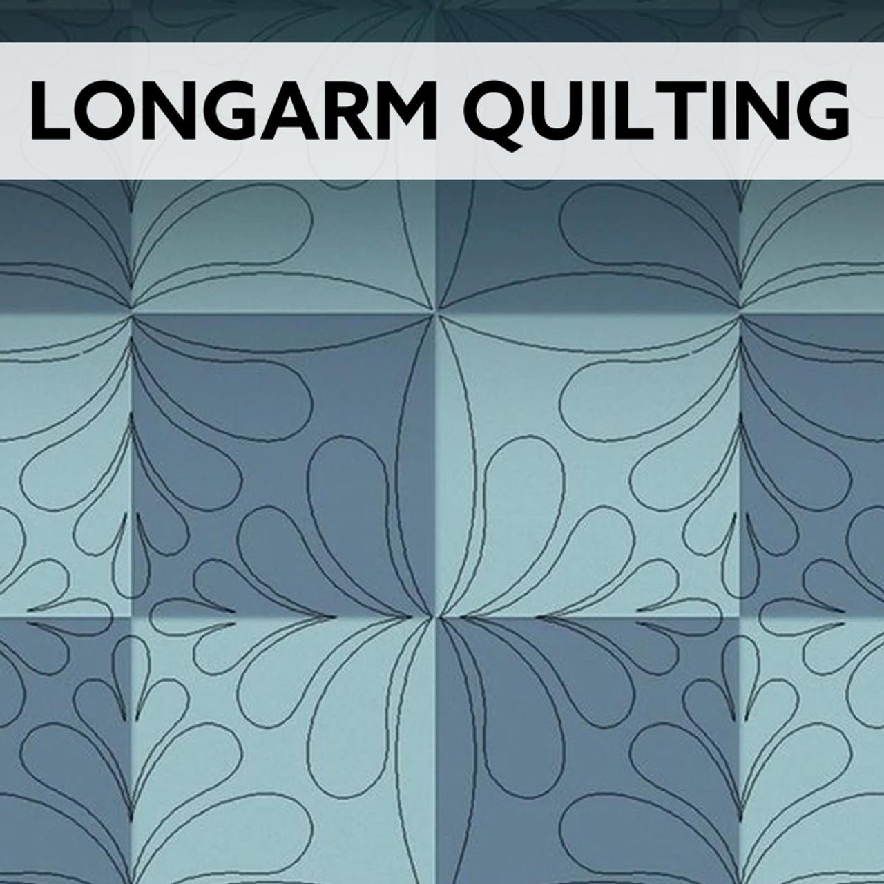 Longarm Quilting