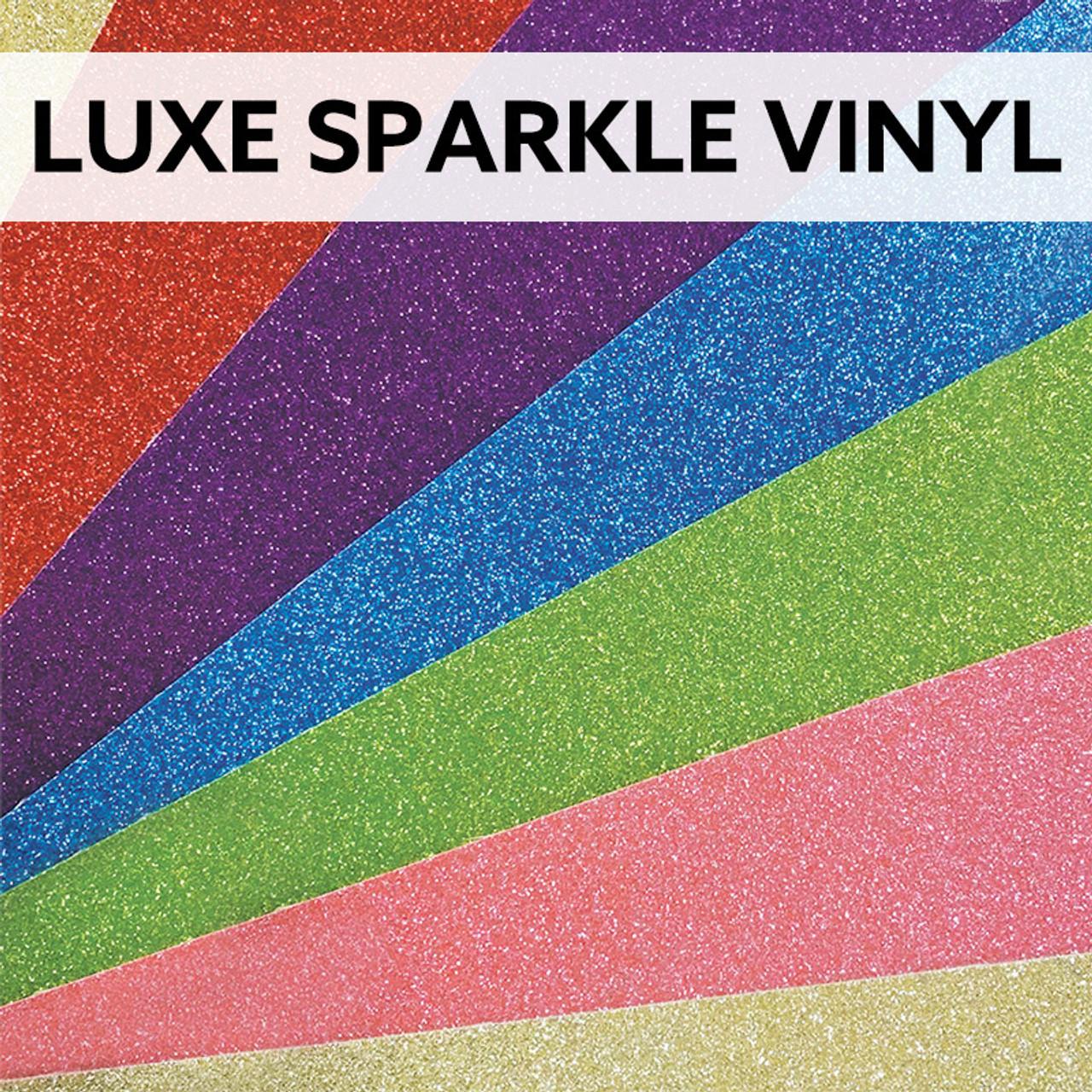 Luxe Sparkle Vinyl