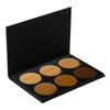 Kett Fixx Powder Foundation Pro Palette Tan Deep