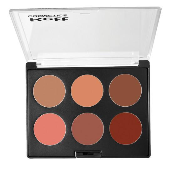 Kett Fixx Creme Pro Palette Blush