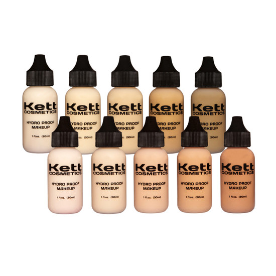 Kett Hydro Proof Foundation Set